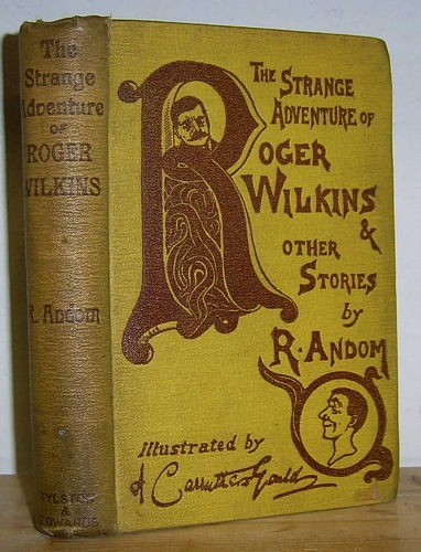 Image for The Strange Adventure of Roger Wilkins and Other Stories (1895)