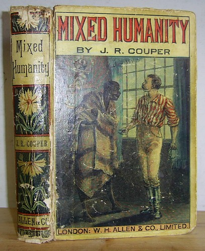 Image for Mixed Humanity. A Story of Camp Life in South Africa (1892)