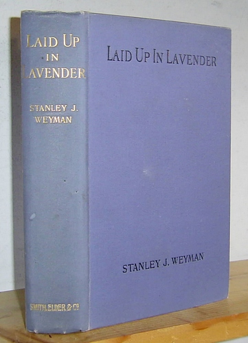 Image for Laid Up in Lavender (1907)