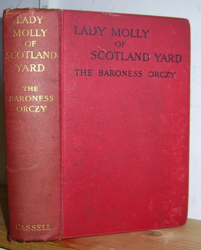 Image for Lady Molly of Scotland Yard (1910)