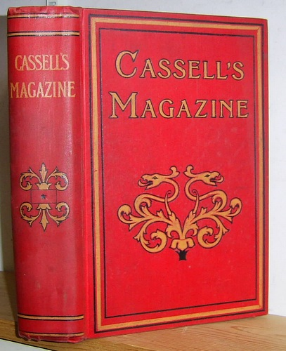 Image for Cassell's Magazine, December 1905 - May 1906. Contains complete serialisation of Benita by H. Rider Haggard