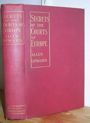 Image for Secrets of the Courts of Europe (1897)