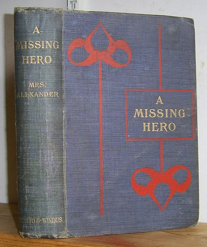 Image for A Missing Hero (1901)