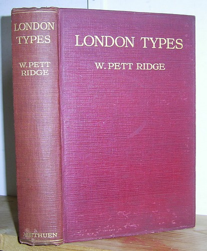 Image for London Types Taken from Life (1926)