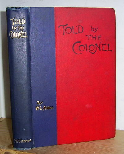 Image for Told by the Colonel (1893)