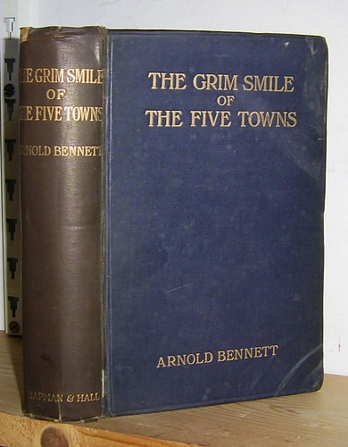 Image for The Grim Smile of the Five Towns (1907)