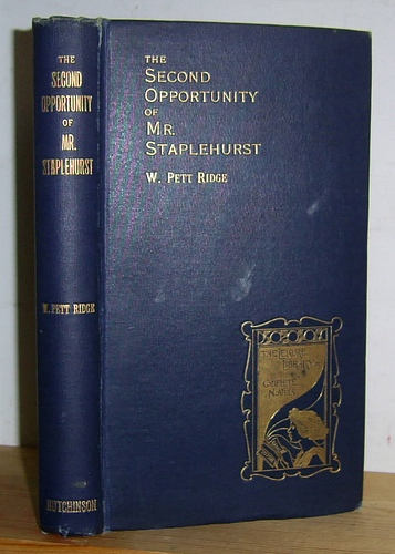 Image for The Second Opportunity of Mr Staplehurst (1896)