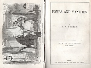 Image for Pomps and Vanities (c1875)