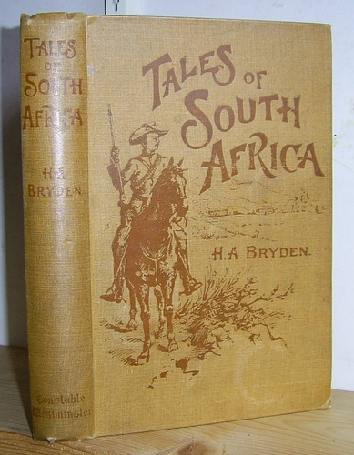 Image for Tales of South Africa (1896)