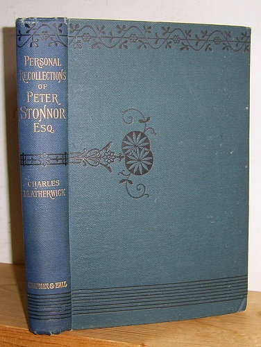 Image for Personal Recollections of Peter Stonnor, Esq (1884)