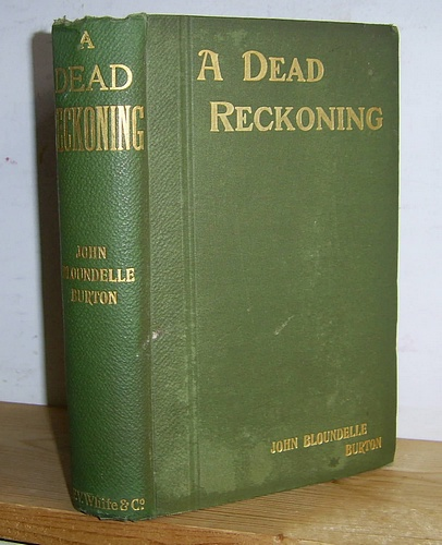 Image for A Dead Reckoning (1904)
