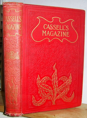 Image for Cassell's Magazine, December 1900 - May 1901