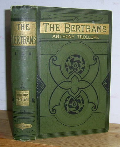 Image for The Bertrams (1859)