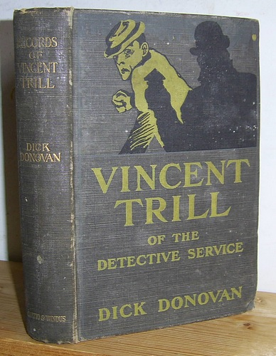 Image for Records of Vincent Trill of the Detective Service (1899)