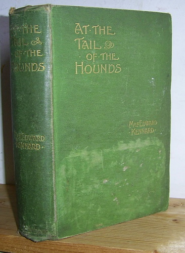 Image for At the Tail of the Hounds (1897)