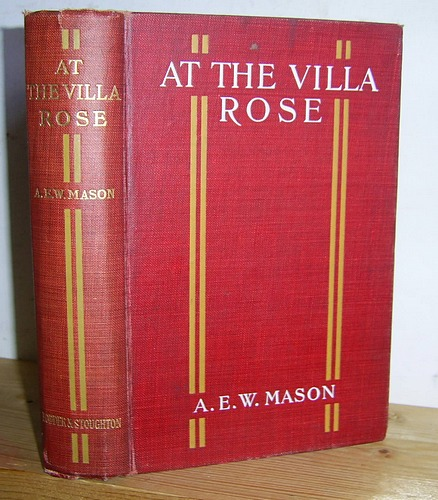 Image for At the Villa Rose (1910)