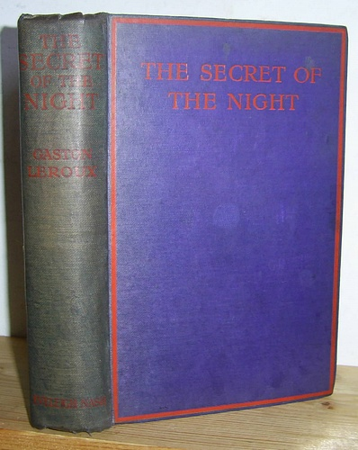 Image for The Secret of the Night (1914) [Rouletabille chez le Tsar, 1913]