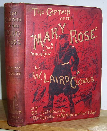 "Image for The Captain of the ""Mary Rose"". A Tale of To-morrow (1892)"