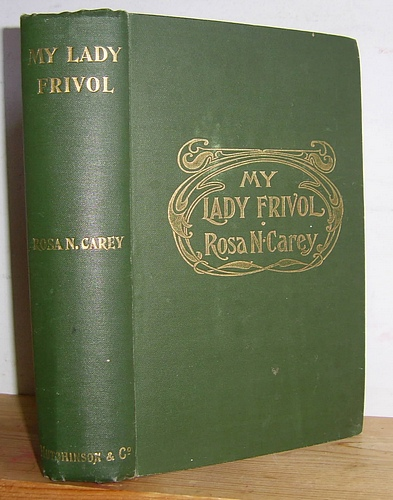 Image for My Lady Frivol (1899)