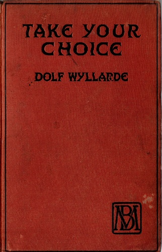 Image for Take Your Choice (1926)