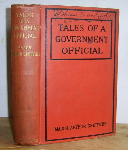 Image for Tales of a Government Official (1902)
