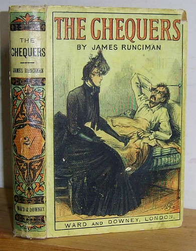 Image for The Chequers: Being the Natural History of a Public-House Set Forth in a Loafer's Diary (1888)