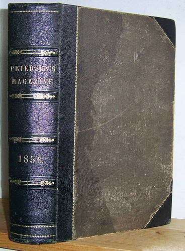 Image for Peterson's Magazine, Volumes 29 & 30, January - December 1856