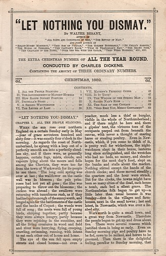 Image for ALL THE YEAR ROUND Extra Summer Number for 1882. Contains: Let Nothing You Dismay