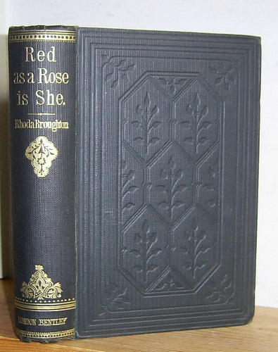 Image for Red as a Rose is She (1870)