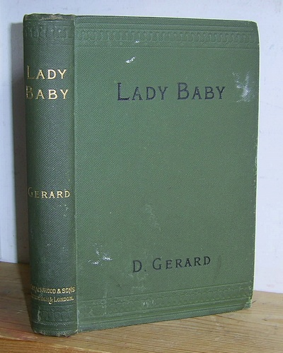 Image for Lady Baby A Novel (1890)