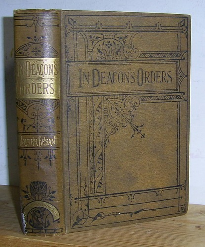 Image for In Deacon's Orders Etc (1895)