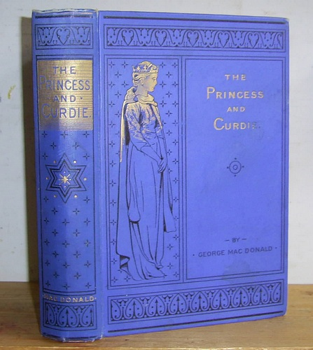 Image for The Princess and Curdie (1883)