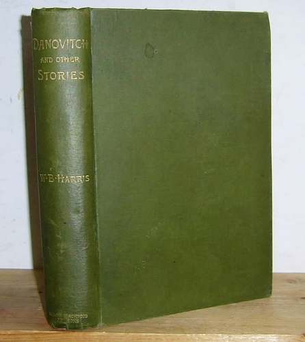 Image for Danovitch and Other Stories (1895)