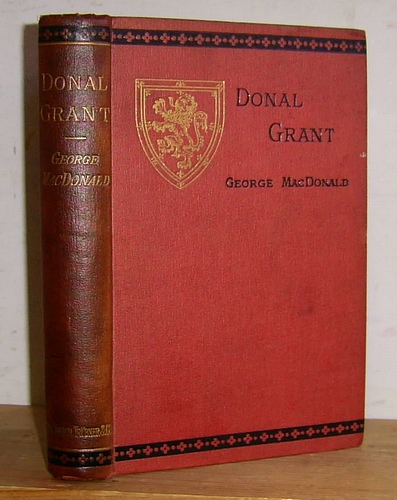 Image for Donal Grant (1883)