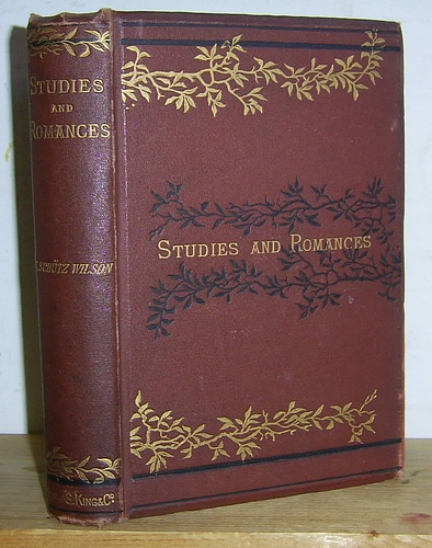 Image for Studies and Romances (1873)