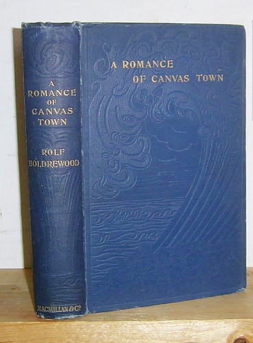 Image for A Romance of Canvas Town and Other Stories (1898)