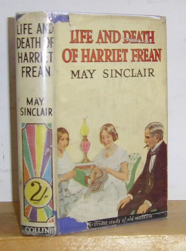 Image for The Life and Death of Harriet Frean (1922)