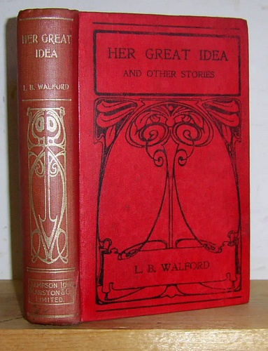 Image for Her Great Idea and Other Stories (1888)