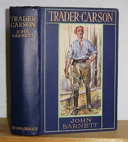 Image for Trader Carson (1914)