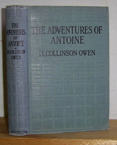 Image for The Adventures of Antoine (1919)