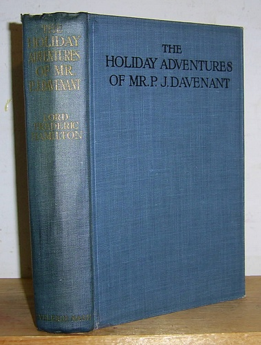 Image for Some Holiday Adventures of Mr P. J. Davenant (1915)