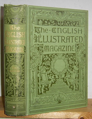 Image for The English Illustrated Magazine, Volume XXXVIII (38), October 1907 - March 1908