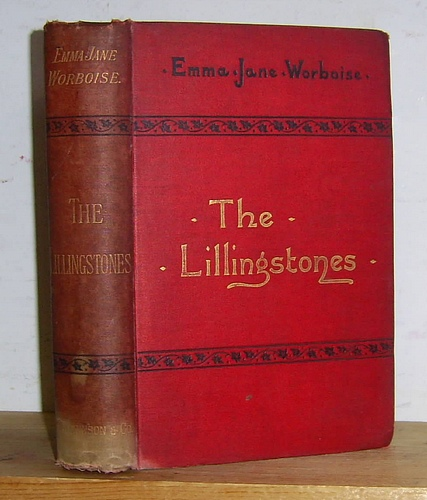 Image for The Lillingstones of Lillingstone, or, The Secret of Strength (1864)