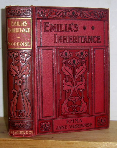 Image for Emilia's Inheritance (1874)