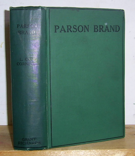 Image for Parson Brand and Other Voyagers' Tales (1906)