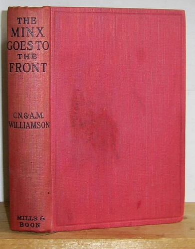 Image for The Minx Goes to the Front (1919)