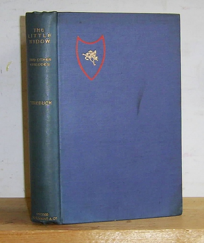 The Little Widow and Other Episodes English, Irish, Welsh & Scotch (1894)