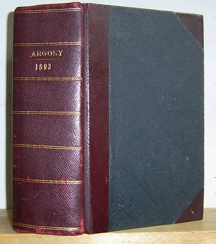 Image for The Argosy, Volumes LV & LVI (55 & 56) bound as one, January - December 1893