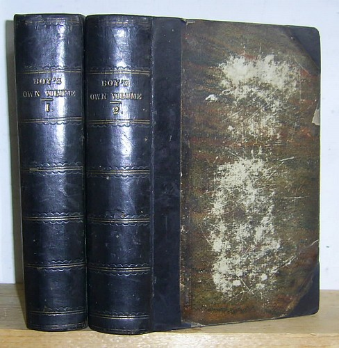 Image for The Boy's Own Volume of Fact, Fiction, History and Adventure. Midsummer & Christmas Volumes for 1863