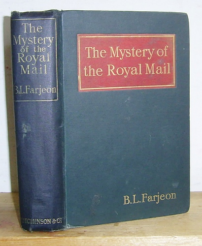 Image for The Mystery of the Royal Mail (1902)